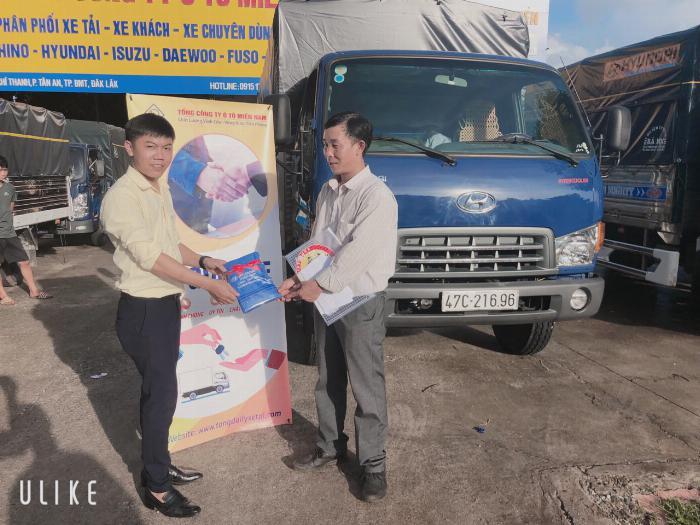 Giá xe tải Hyundai New N250SL 14