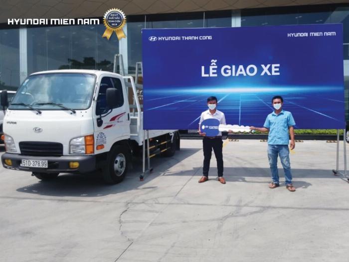 Giá xe tải Hyundai New N250SL 16
