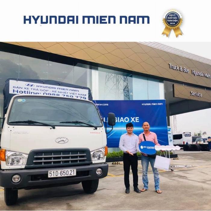 Giá xe tải Hyundai New N250SL 21