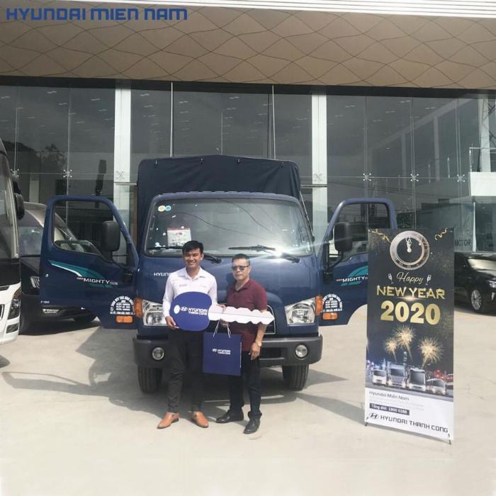 Giá xe tải Hyundai New N250SL 20