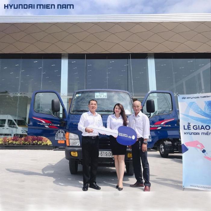 Giá xe tải Hyundai New N250SL 17