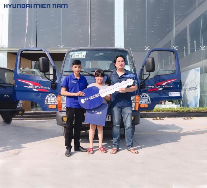 Giá xe tải Hyundai New N250SL 19
