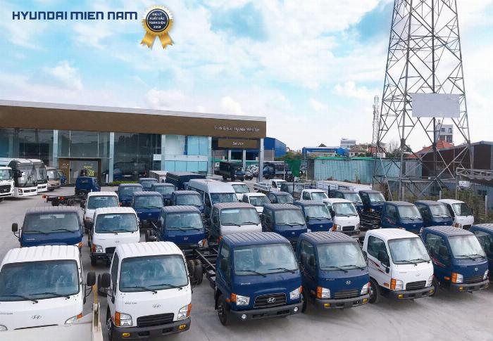 Giá xe tải Hyundai New N250SL 23