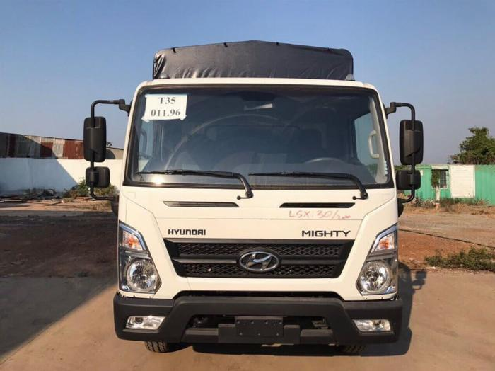 Hyundai Mighty EX8 2