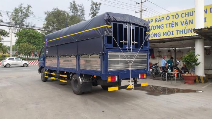 Hyundai NEW MIGHTY 110SL thùng bạt 2