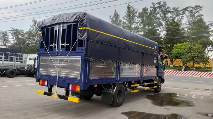 Hyundai NEW MIGHTY 110SL thùng bạt 3