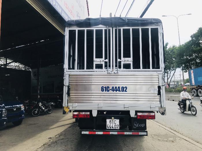 Xe tải Jac 6 tấn 5 động cơ cumins 4