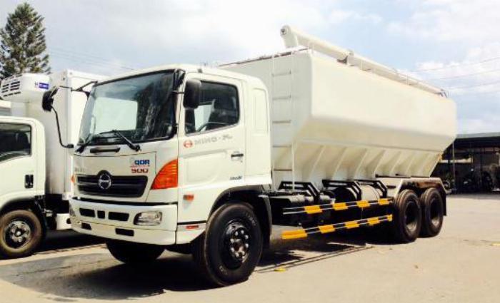 Bán xe tải Hino 3 chân 15 tấn giá rẻ nhất