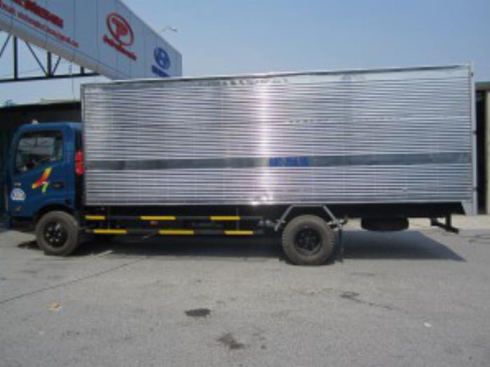 Bán xe tải Veam VT340s thùng dài 6m1 0