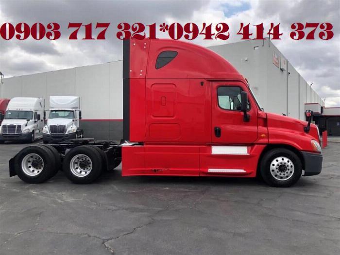 Bán xe đầu kéo Freightliner Cascadia 2015 | 2016. Đầu kéo Mỹ Freightliner Cascadia model 2015 12