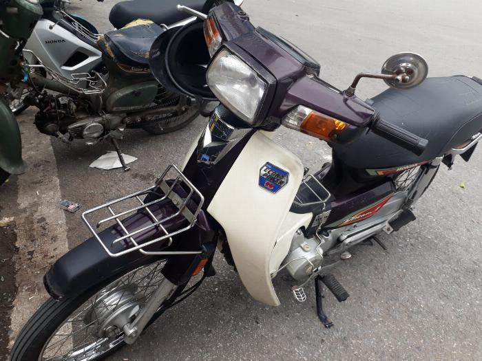 Bán xe Honda Dream việt cao đời 2009 6