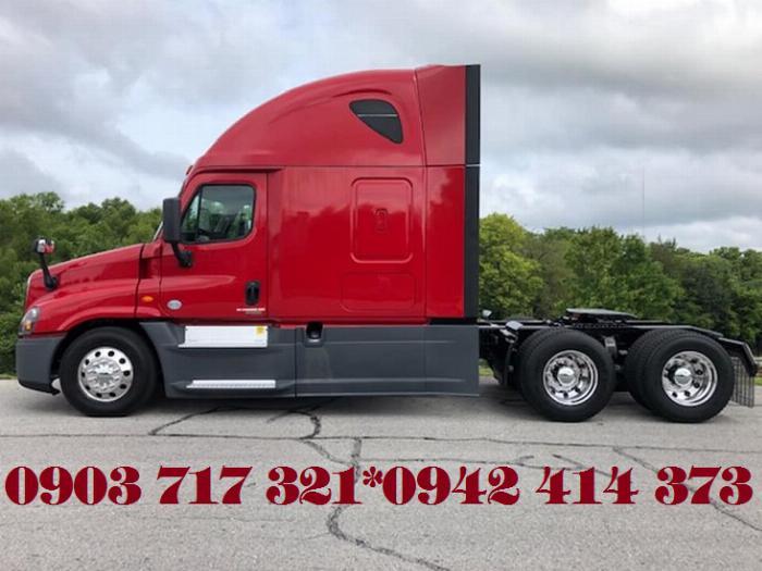 Bán xe đầu kéo Freightliner Cascadia 2015 | 2016. Đầu kéo Mỹ Freightliner Cascadia model 2015 8