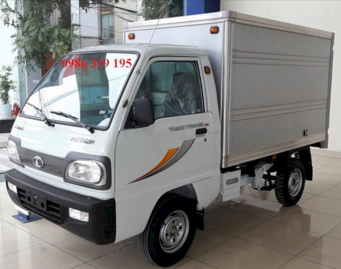 Bán Xe Tải 800 Kg Thaco Towner800 - Xe Tải Thaco 800 Kg Thaco Hưng Yên 2