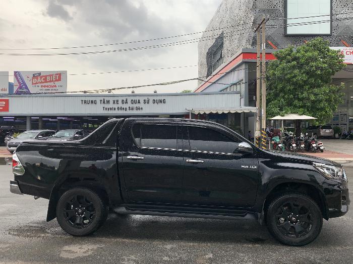 Bán Hilux 2.8G 4x4 Nhập Thái  sx 2019 . Giá còn giảm mạnh, có trả góp 3