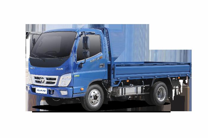 Xe tải ollin350.e4 tải trọng từ 2t15 - 3t49 tại bình định 5