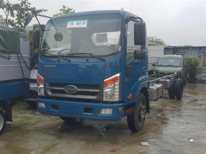 Bán xe tải Veam VT340s thùng dài 6m1 2