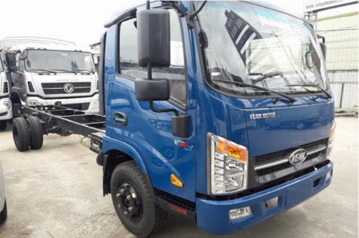 Bán xe tải Veam VT340s thùng dài 6m1 1