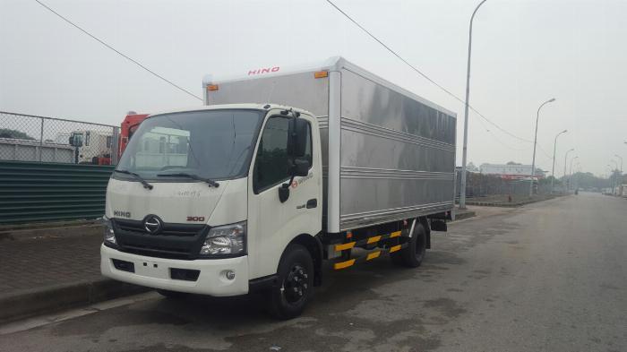 Xe tải hino 300 series - 3 tấn 5 giá rẻ 8