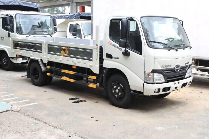 Xe tải hino 300 series - 3 tấn 5 giá rẻ 2