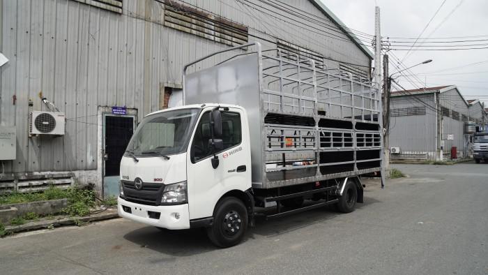 Xe tải hino 300 series - 3 tấn 5 giá rẻ 1
