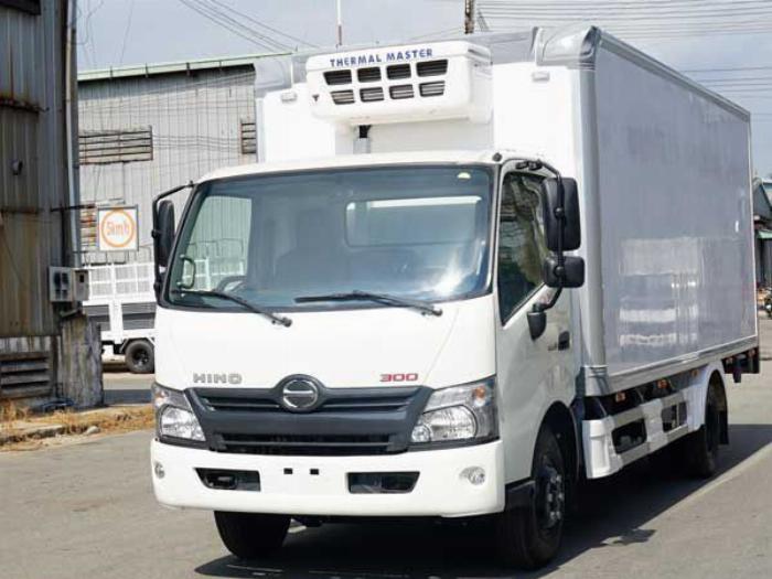 Xe tải hino 300 series - 3 tấn 5 giá rẻ 0