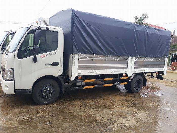 Xe tải hino 300 series - 3 tấn 5 giá rẻ 4