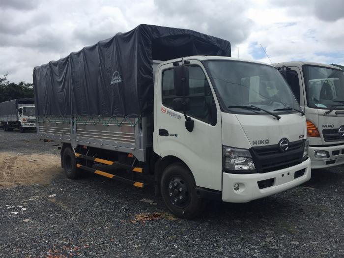 Xe tải hino 300 series - 3 tấn 5 giá rẻ 6