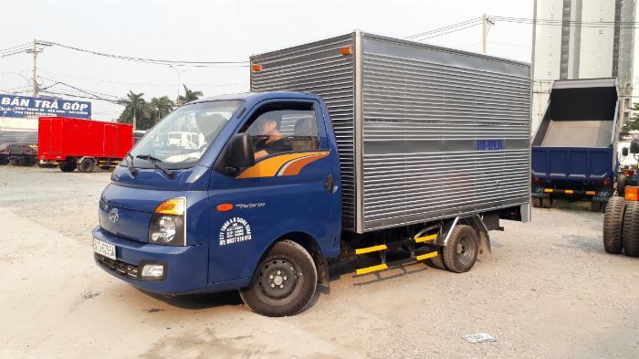 Hyundai H150 Mua xe Tặng Thùng 4