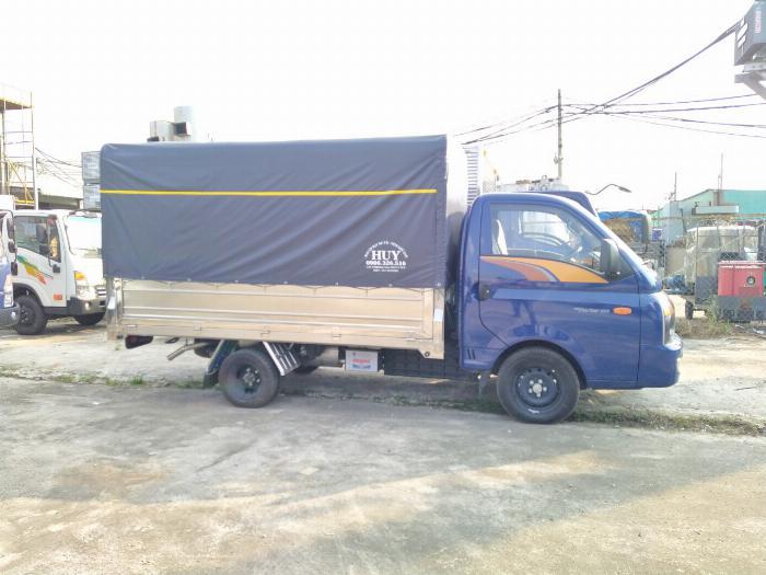 Hyundai H150 Mua xe Tặng Thùng 3