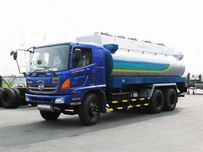 Bán xe bồn - xe xitec HINO giá ưu đãi lớn 4