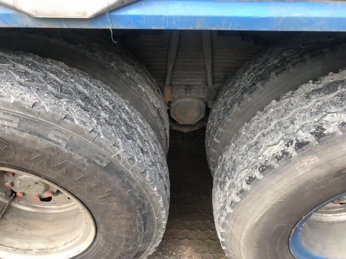 cần bán xe tải 4 chân hd320 đời 2015 đăng ký 2016 xe đẹp giá rẻ , có hỗ trợ trả góp 7