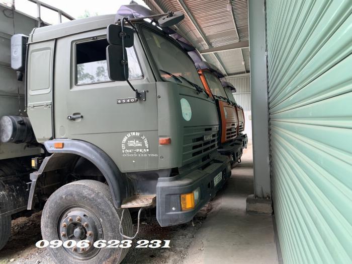 Cần Bán 6 xe tài thùng Kamaz 17,9/30 tấn thùng 9m đóng chắc chắn 1