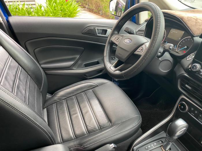 Bán xe Ford ecosport 1.5l titanium sx 2018 màu xanh 10