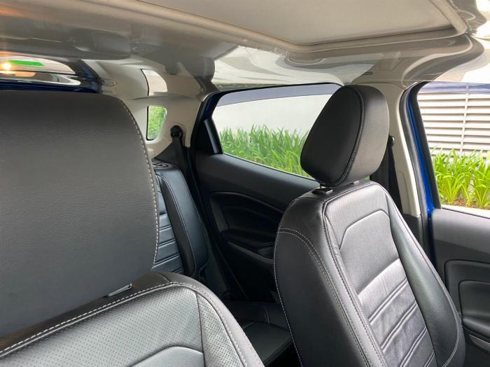 Bán xe Ford ecosport 1.5l titanium sx 2018 màu xanh 3