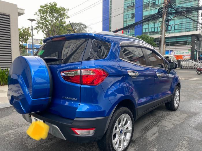 Bán xe Ford ecosport 1.5l titanium sx 2018 màu xanh 5