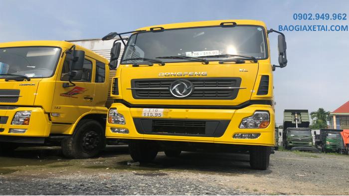 Xe tải 4 chân Hoàng Huy Dongfeng ISL315 tải 17T9 đời 2020 - Giảm giá 20 triệu 0