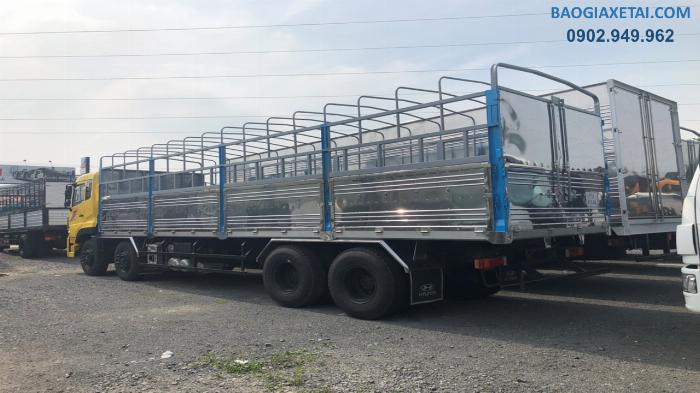 Xe tải 4 chân Hoàng Huy Dongfeng ISL315 tải 17T9 đời 2020 - Giảm giá 20 triệu 5