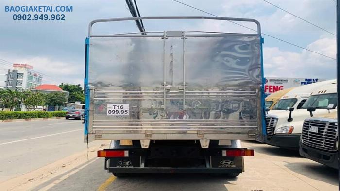 Xe tải 4 chân Hoàng Huy Dongfeng ISL315 tải 17T9 đời 2020 - Giảm giá 20 triệu 6