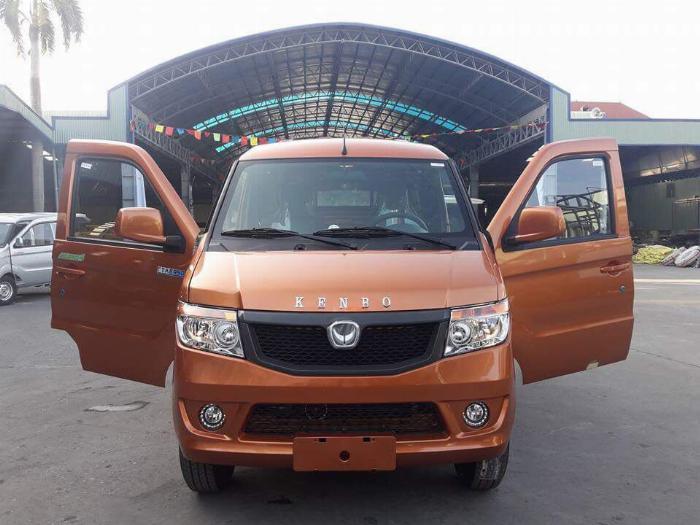 Bán xe tải Kenbo thùng kín thùng dài 2m6 0