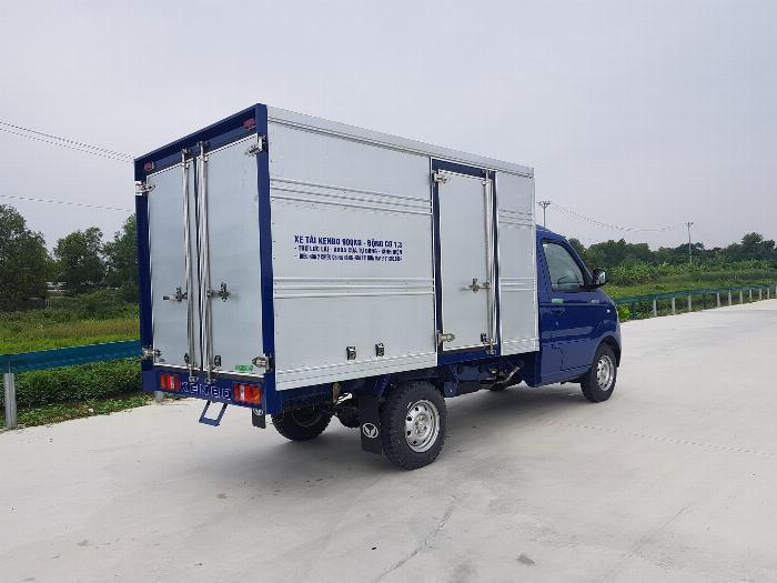 Bán xe tải Kenbo thùng kín thùng dài 2m6 3