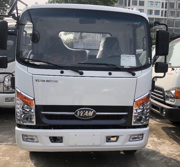Bán xe Veam VT260-1động cơ ISUZU 1T9 thùng dài 6m1 6
