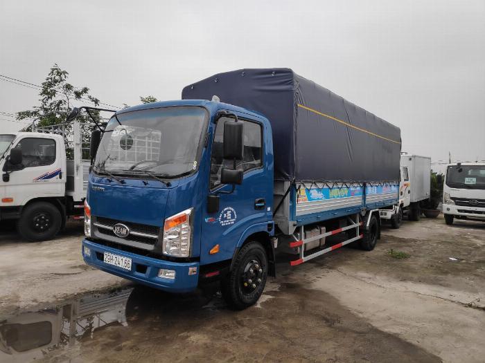 Bán xe Veam VT260-1động cơ ISUZU 1T9 thùng dài 6m1 4