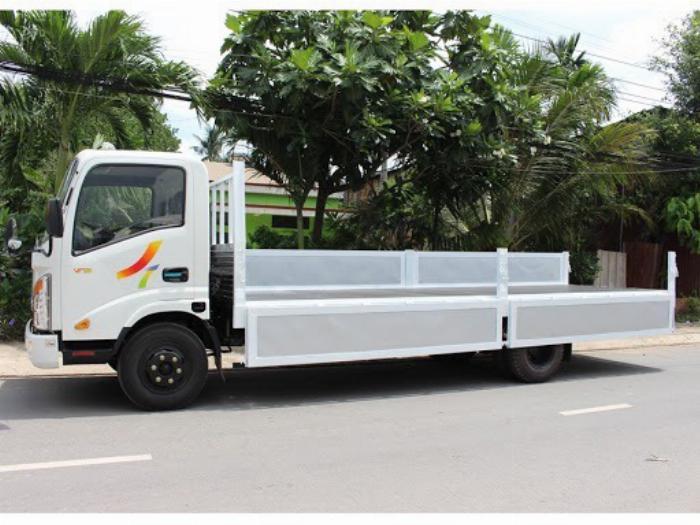 Bán xe Veam VT260-1động cơ ISUZU 1T9 thùng dài 6m1 5