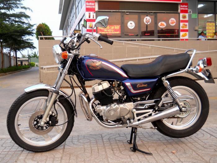 Bán Xe Honda LA250 CUSTOM Giá 79tr 10