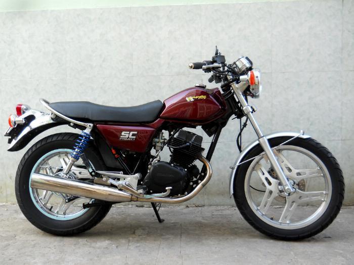 Bán Xe LA250 ĐK LF200cc Giá 29tr 6