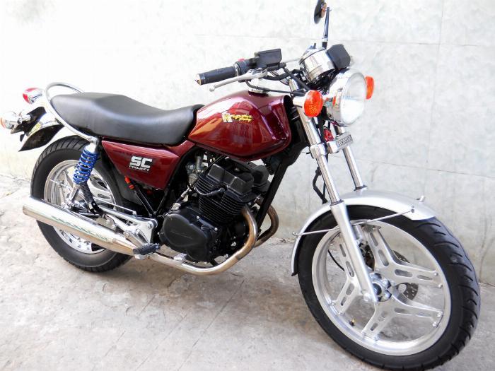 Bán Xe LA250 ĐK LF200cc Giá 29tr 9