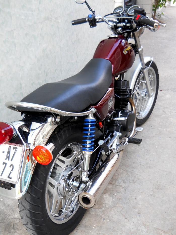 Bán Xe LA250 ĐK LF200cc Giá 29tr 10
