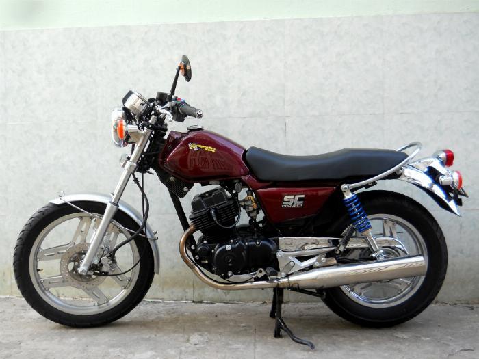 Bán Xe LA250 ĐK LF200cc Giá 29tr 13