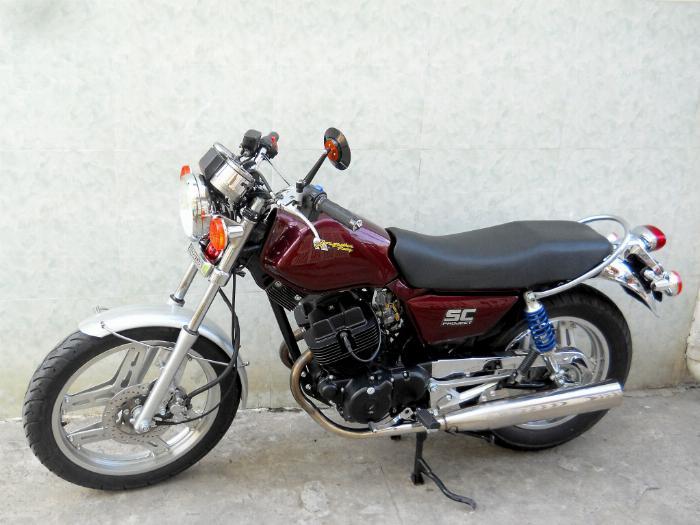 Bán Xe LA250 ĐK LF200cc Giá 29tr 4