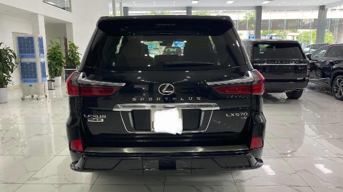 Bán Lexus LX570 MBS,đăng ký 2019,lăn bánh 9200 km, xe siêu mới. LH : 09062238388
